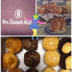 イングリッシュマフィン/Mrs. Elizabeth mu... 昨日、Mrs. Elizabeth mu…