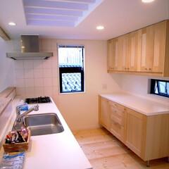 住宅/デザイン/インテリア/家づくり/建築/設計/... 八千代の住宅|キッチン