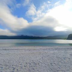 旅行/GoToキャンペーン/旅行に好きさんと繋がりたい/映えスポット/絶景/極楽浜/... 綺麗白い砂浜と青い海✨  海外のビーチ?…