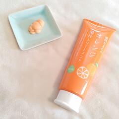 石澤研究所/植物生まれのオレンジ地肌シャンプーN シャンプー | 石澤研究所(シャンプー)を使ったクチコミ「じめじめした梅雨の季節、柑橘系の香りって…」(3枚目)