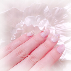 爪のおしゃれ/美容/セルフネイル/ネイルシールやり方/ネイルシールポイント/トップコート/... みなさんの素敵なネイルを見て 触発されて…