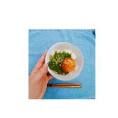 食器 おしゃれ 大皿 中皿 丸皿 北欧 カフェ 洋食器 Costa Nova コスタノバ NOVA ディナープレート 27cm | COSTA NOVA(皿)を使ったクチコミ「1度はやってみて欲しい * *大葉と卵黄…」
