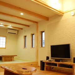 高気密/高断熱/高耐震/高性能住宅/スーパーウォール工法/長期優良住宅 Japanese Hybrid Eco …
