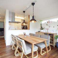 自然素材/無垢材/完全自由設計/注文住宅/アローズホーム/多摩の杜/... . ~優しく温かな気持ちになる  家族が…