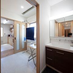 自然素材/無垢材/完全自由設計/注文住宅/アローズホーム/多摩の杜/... . 東京都東村山市の工務店 《完全自由設…