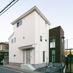 自然素材/無垢材/健康住宅/アレルギー対策/エコ/省エネ/... 東京都東村山市の工務店 《完全自由設計の…