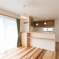 自然素材/無垢材/健康住宅/アレルギー対策/無垢杉の床/エコ/... 東京都東村山市の工務店 《完全自由設計の…