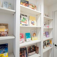 賃貸/お部屋/インテリア/おしゃれ/住まい/暮らしを楽しむ/... BOOK LIFE ROOM 〜本のある…