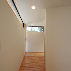 インテリア/自然素材/ハイサイドライト/珪藻土/北欧インテリア/新築/... 縁側でのんびり暮らす家 ハイサイドライト…