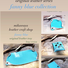 大分/ハンドメイド/レザークラフト/革/革小物/革製品/... mikawaya  original l…