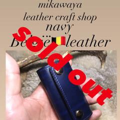 大分/ハンドメイド/手づくり/モノづくり/ファッション/プレゼント/... mikawaya leather cra…