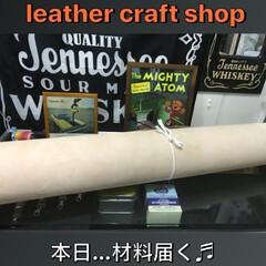 雑貨/おしゃれ/DIY/わたしの作業部屋/世田谷ベース/レザークラフト/... 世田谷ベース的leather life♬…