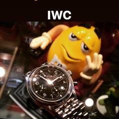 COLLECTION/コレクション/私物/時計/iwc/クロノグラフ/... My Collection✨  IWC …