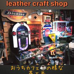 雑貨/おしゃれ/暮らし/DIY/お家でもオシャレ/アメリカン雑貨/... 世田谷ベース的leather life♬…