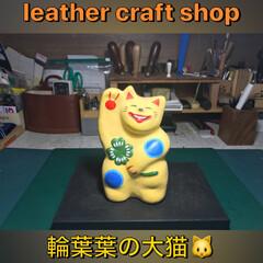 ぬいぐるみ/玄関あるある/雑貨/おしゃれ/DIY/お家でもオシャレ/... 世田谷ベース的leather life♬…