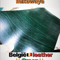 ハンドメイド/レザークラフト/手づくり/モノづくり/革/革製品/... 世田谷ベース的leather life♬…