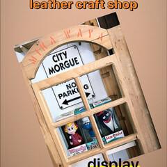 玄関あるある/雑貨/おしゃれ/暮らし/DIY/お家でもオシャレ/... 世田谷ベース的leather life♬…