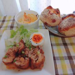 レンチンレシピ/パン屋さん/孫ちゃん/アフロ ⭐snowさんが凄~く美味しそうな料理毎…