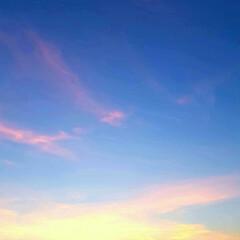 空/夕やけ 😎🍹🌴summer😎🍹🌴  🌴今日の夕や…