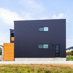 自然素材/無垢材/個性的な家/シンプル/スマート/スタイリッシュ/... 東京都東村山市の工務店がつくる 《個性的…