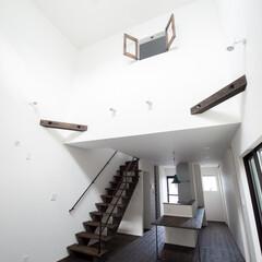 自然素材/個性的な家/おしゃれな家/かっこいい家/暮らし/住まい/... 東京都東村山市の @simplenote…
