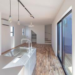 自然素材/無垢材/個性的な家/おしゃれな家/かっこいい家/simplenote東村山/... 東京都東村山市の工務店がつくる 《個性的…