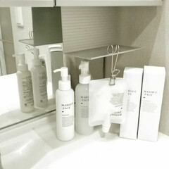 MARQUE-PAGE マルクパージュ クレンジング・洗顔・美容保湿ゲル 3セット | MARQUE-PAGE(スキンケアトライアルセット)を使ったクチコミ「マルクパージュのモニターを させて頂きま…」