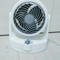 アイリスオーヤマ/扇風機/サーキュレーター/夏対策/便利グッズ/購入品/... 夏の必需品