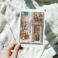 雑貨 お気に入りのアートはポストカードで手元に…(1枚目)