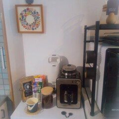 siroca 全自動コーヒーメーカー SC-A111   シロカ(その他キッチン、日用品、文具)を使ったクチコミ「2020年からステイホームでお家ですごす…」(1枚目)