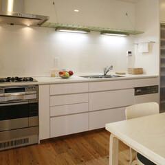 キッチン/FRPグレーチング/オリジナルキッチン LDKをワンルームにつくるときの悩みどこ…