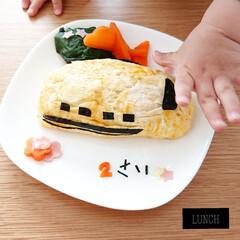 男の子ママ/子育てママ/料理/お家時間/ダイソー/DAISO/... こんにちは 我が家は冷やご飯を使って 焼…(1枚目)