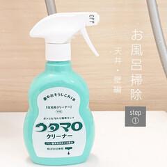 ウタマロクリーナー | ウタマロ(その他洗剤)を使ったクチコミ「こんにちは  ずっと掃除をサボっていて …」
