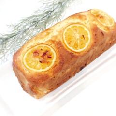 手作りスイーツ/ケーキ/贈り物/ホットケーキミックス/はちみつレモン/パウンドケーキ/... こんにちは  先日蜂蜜レモンの パウンド…