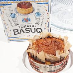 暮らしを楽しむ/お取り寄せ/お取り寄せスイーツ/三時のおやつ/美味しい/また食べたい/... 十勝の有名な柳月さんの バスクチーズケー…