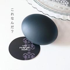 消臭元PARFUM COMPACT 2.7ml ノアール(その他芳香剤、消臭剤)を使ったクチコミ「なんともおしゃれな トイレ用消臭があった…」