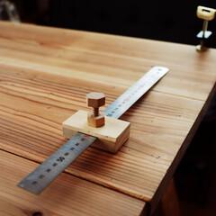 カフェ板/定規/観葉植物のある暮らし/すのこリメイク/ローテーブル/スマホスピーカー/... 最近の簡単DIy✨を載せておきます。 暇…(10枚目)
